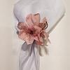 Porta guardanapo azaleia rosa