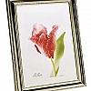 Porta Retrato 15 x 20 cm de Aço Prateado