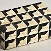 Caixa Quadros Osso Athos 20 x 13 x 7 cm