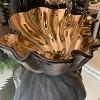 Bowl Lirio R40 cm Bronze - Regina Medeiros