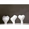Vaso Valise em Porcelana 26,5 cm -  Holaria