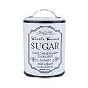 Lata Round Frame Sugar em Metal 11x17cm