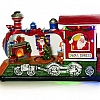 Trem Natal com Movimento