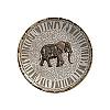 Porta Petit Four Savanah em Cerâmica 20 cm