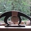 Escultura Dino 17 x 30 cm - Monica e Klaus