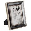 Porta Retrato Retrô com Espelho Fumê 13 x 18 cm