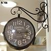 Relógio 10x31cm de Parede Central Park