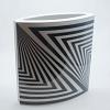 Vaso Porcelana 31 cm Templo Dell´arte Morandini Rosenthal